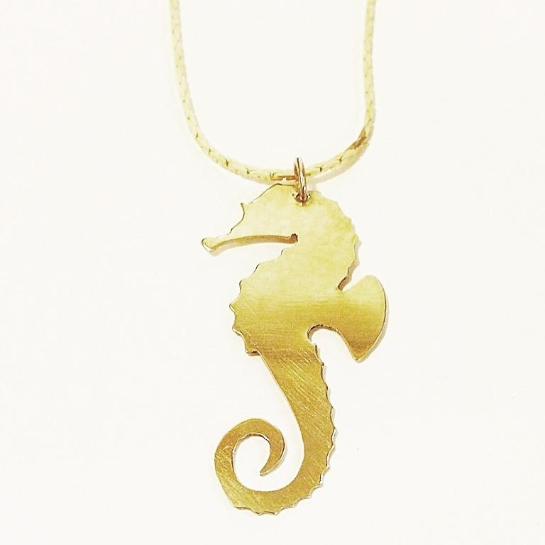 Necklace Sea Horse