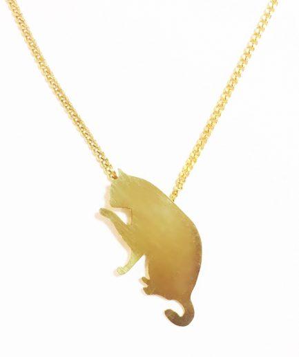 Colgante gatito - Le Voilà