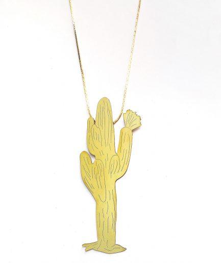 Colgante cactus