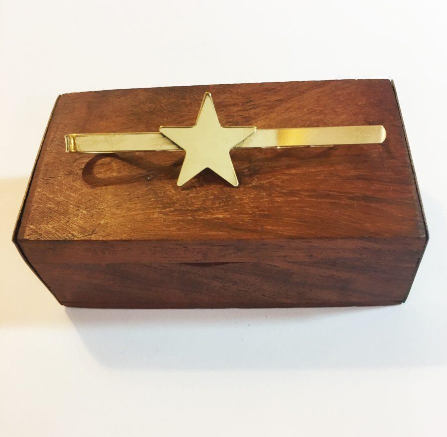Pisacorbatas estrella - Le Voilà