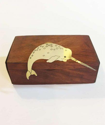 Broche narval - Le Voilà