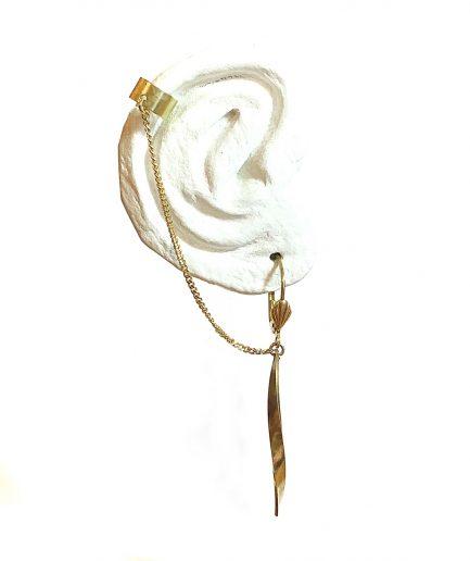 Ear cuff María León - Le Voilà