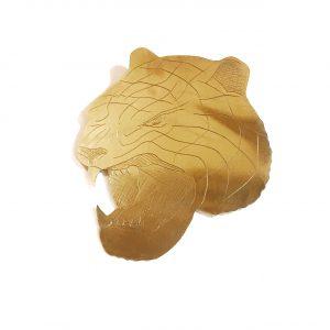 Broche Tigre - Le Voilà