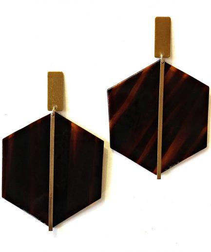 Pendientes Meteoroide XL - Le Voilà