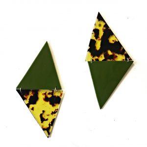 Pendientes Meteoroide XLII - Le Voilà