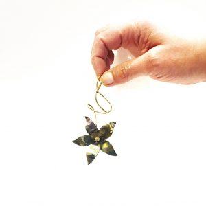 Pendientes Blume II look - Le Voilà