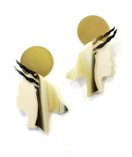 Lovelock Earrings GH-Le Voilà