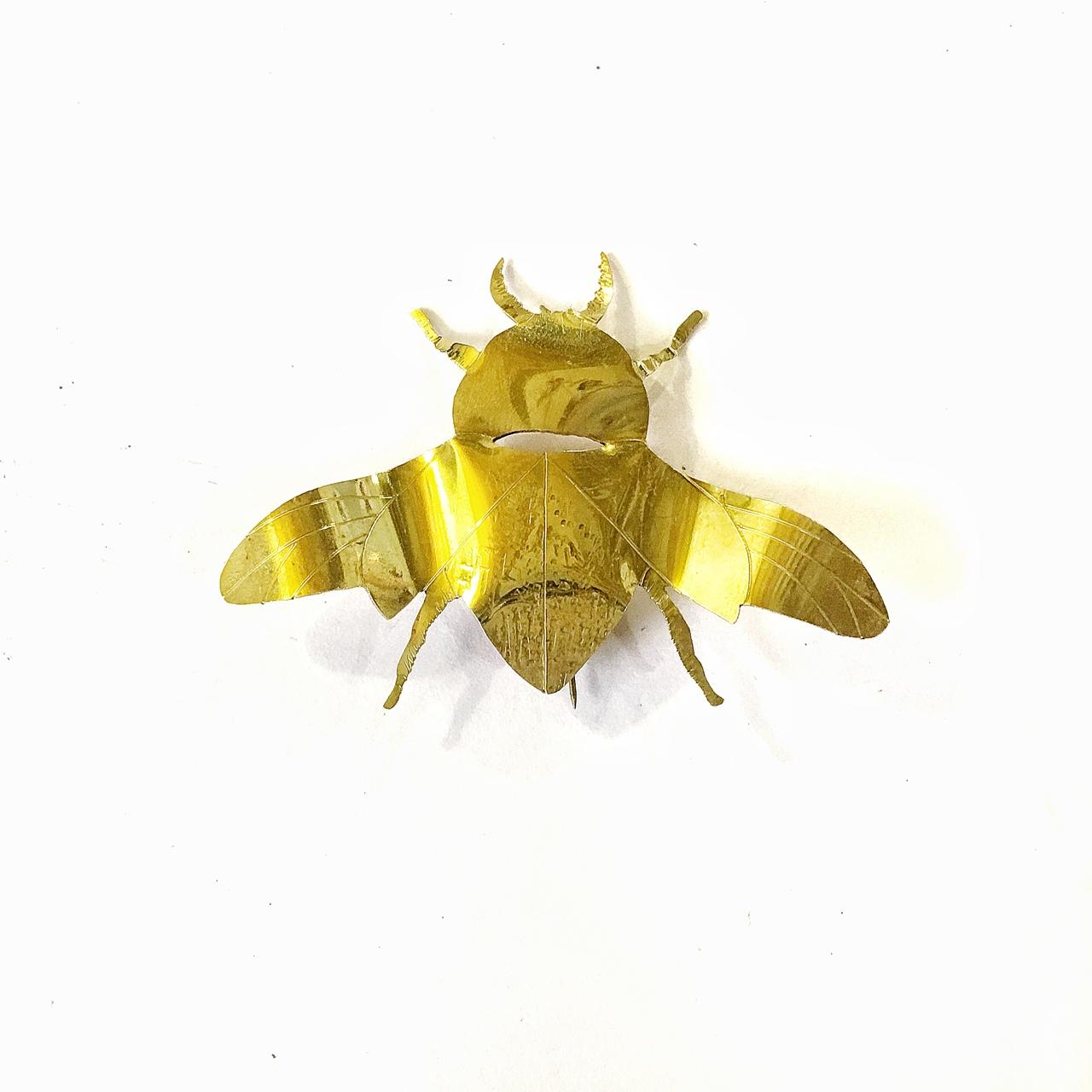 Broche escarabajo - Le Voilà