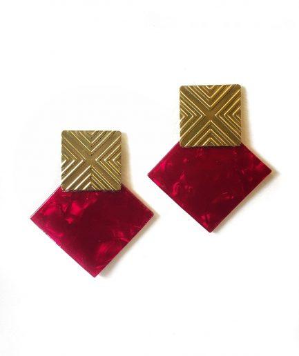 Earrings Meteoroide LI-Le Voilà