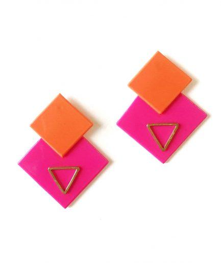 Meteoroid Earrings LIV-Le Voilà