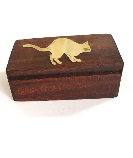Broche gato - Le Voilà