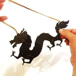 Dragon Pendant-Le Voilà