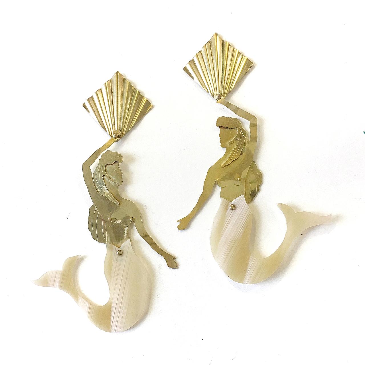 Pendientes Sirena III - Le Voilà