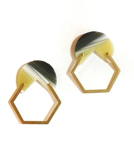 Earrings Lasca I-Le Voilà