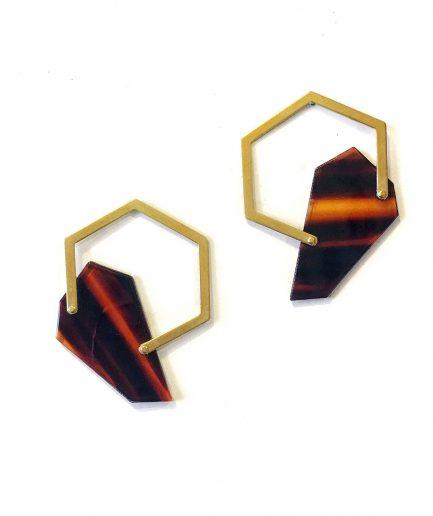 Earrings Lasca IX-Le Voilà
