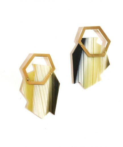 Earrings Lasca V-Le Voilà