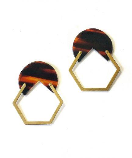 Earrings Lasca VIII-Le Voilà