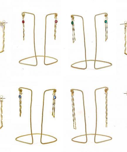 Earrings U-Le Voilà