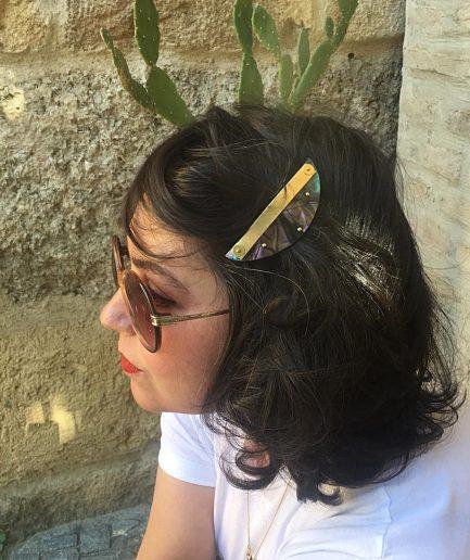 Pasador para el pelo Slice IIII look - Le Voilà