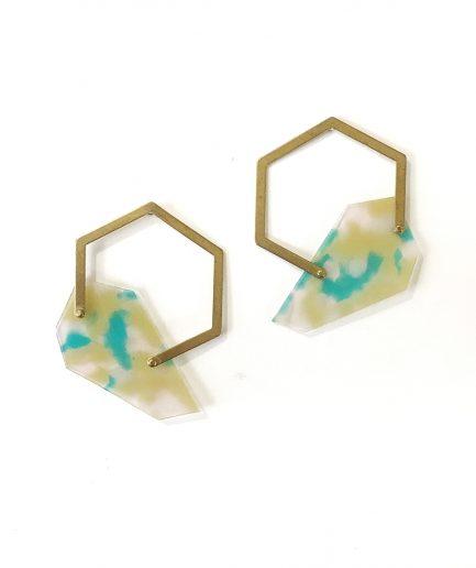 Earrings Lasca X-Le Voilà