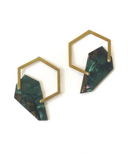 Earrings Lasca XII-Le Voilà
