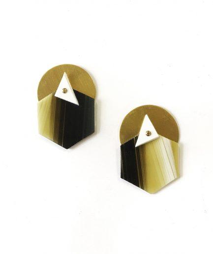 Earrings CH I-Le Voilà