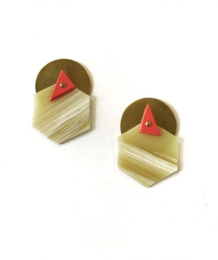 Earrings CH II-Le Voilà