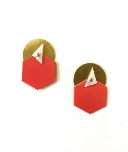Earrings CH III-Le Voilà