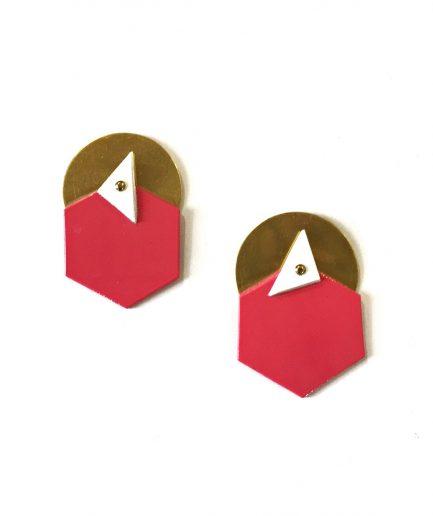 Earrings CH IV-Le Voilà