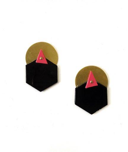 Earrings CH VI-Le Voilà