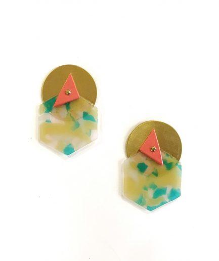 Earrings CH VII-Le Voilà