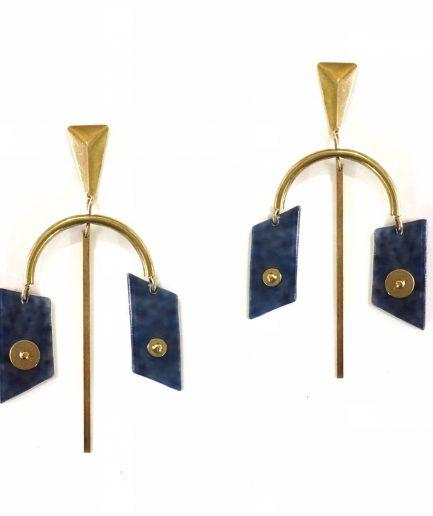 Earrings M I Station - Le Voilà