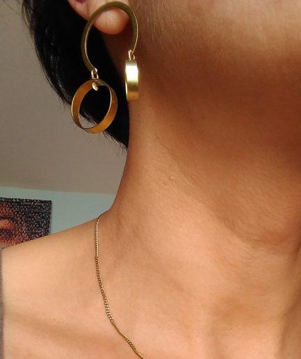 Earrings I Look 2-Le Voilà