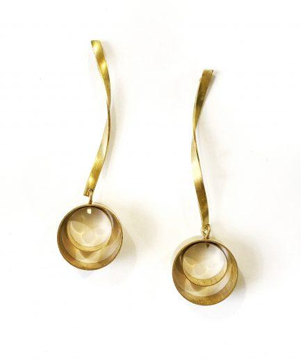 Earrings AL III-Le Voilà