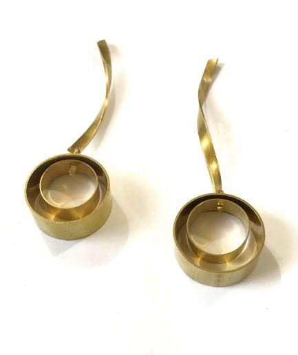 Earrings AL III look-Le Voilà