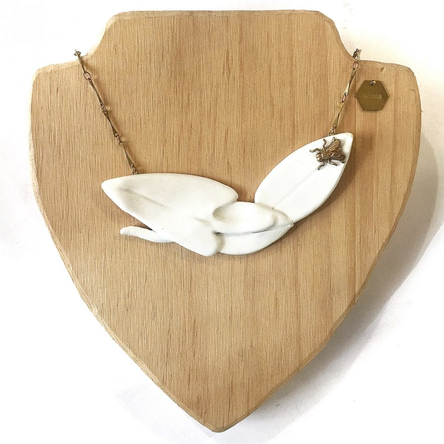 Leaves Necklace - Le Voila