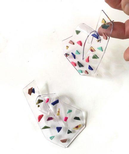Candy Earrings-Le Voilà