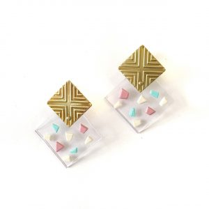 Candy VII Earrings - Le Voilà