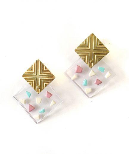 Candy VII Earrings - Le Voilà