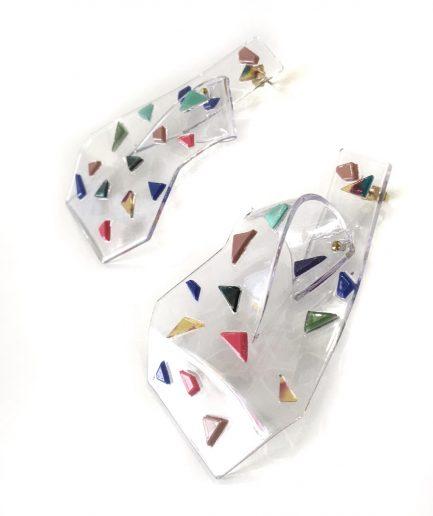 Candy Detail Earrings-Le Voilà