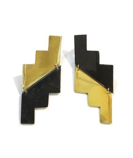 Earrings Relationship V - Le Voilà