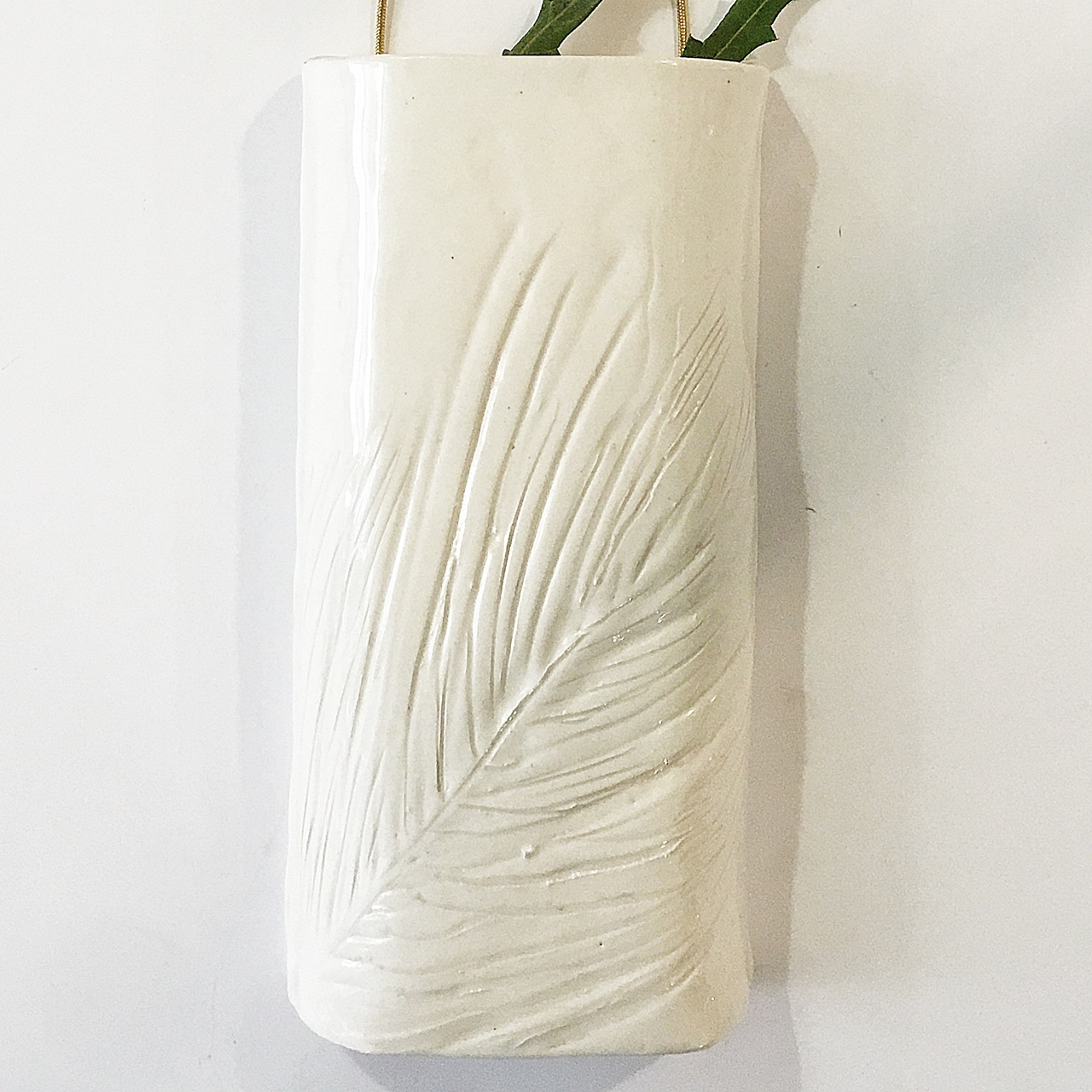 Wall vase II detail - Le Voilà