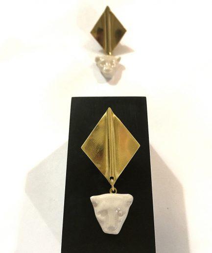 Panaleo II Earrings - Le Voilà