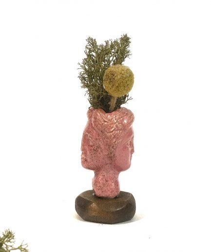 Mini florero III perfil - Le Voilà
