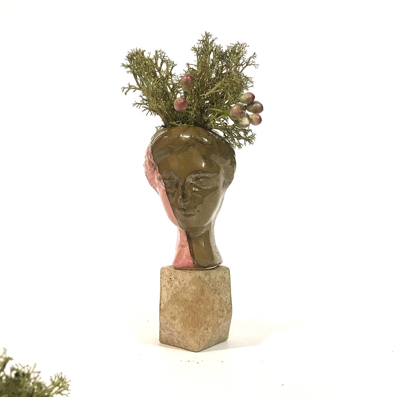 Mini vase IV - Le Voilà