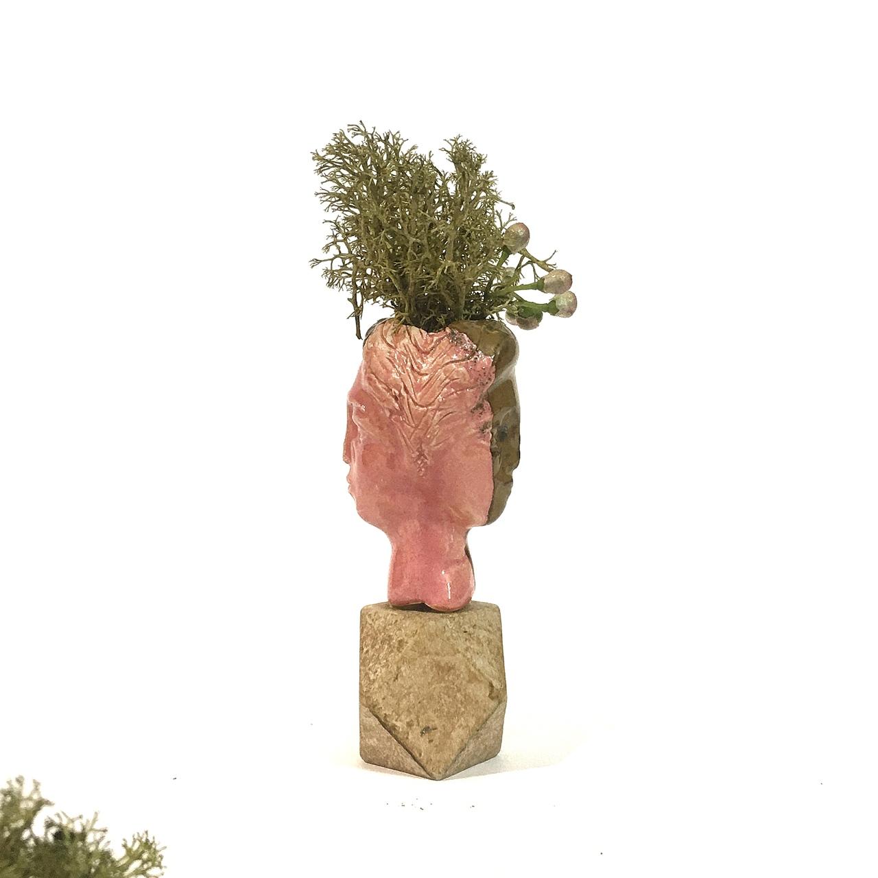 Mini florero IV perfil - Le Voilà
