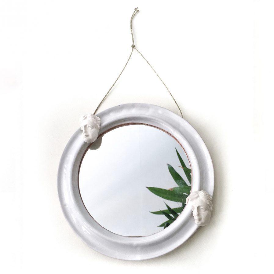 Espejo de cerámica II - Le Voilà