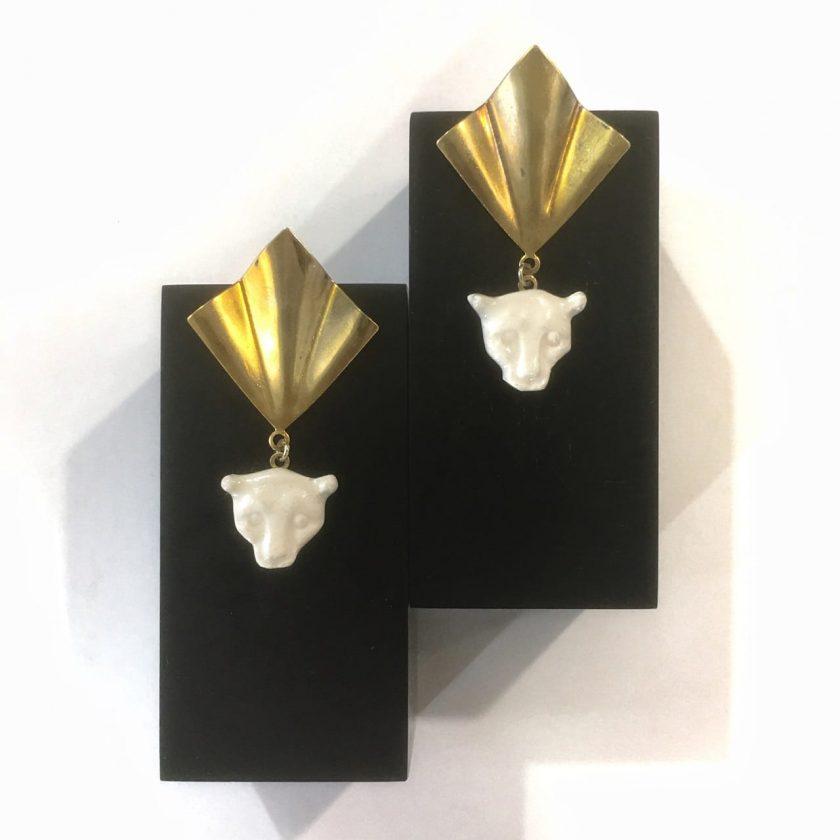 Panaleo IV Earrings - Le Voilà