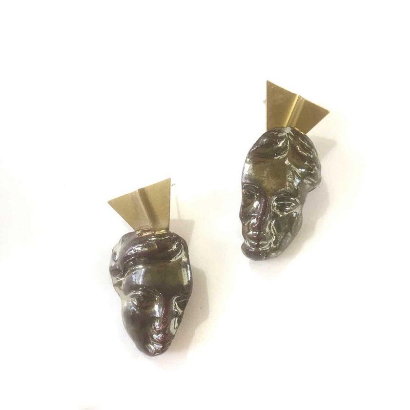 ARQ Y Earrings - Le Voila
