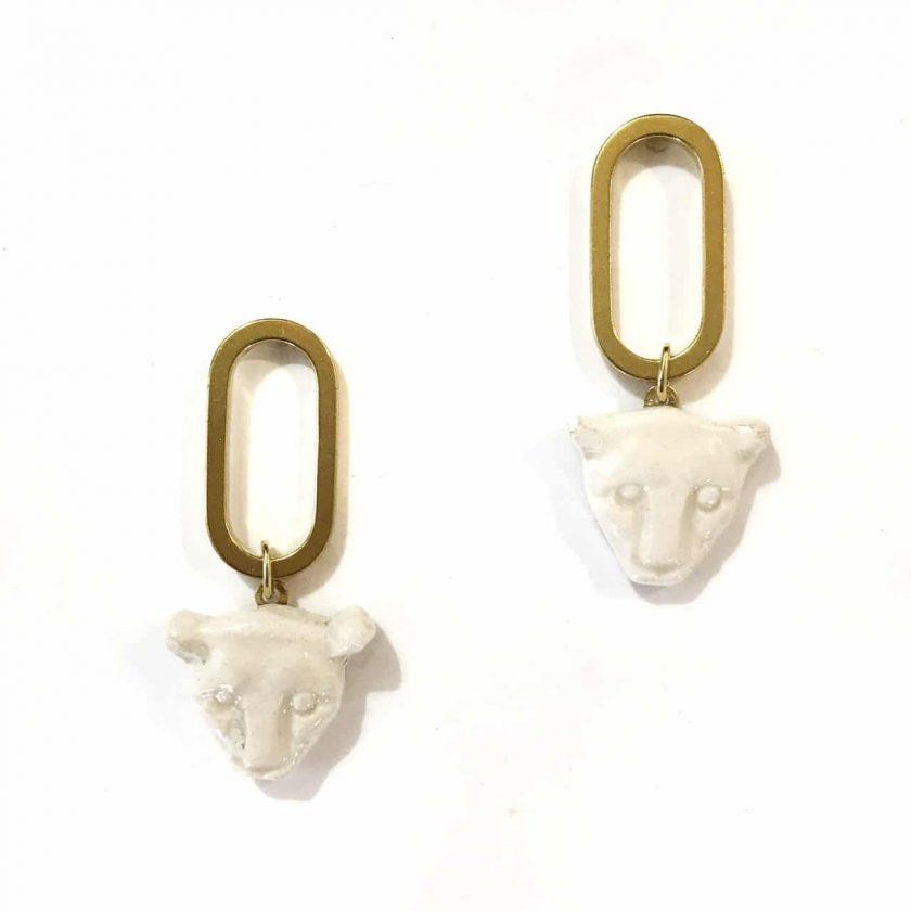 Panaleo VI Earrings - Le Voila